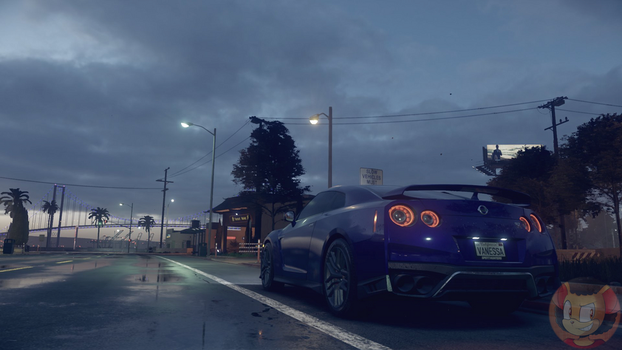 A Nice GT-R Premium Spotted! by SheiCarson