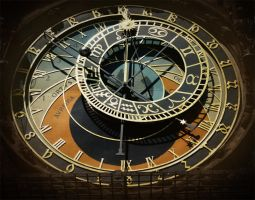 Astronomical Clock by ParticleStorm