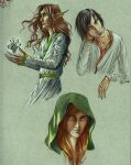 Character Studies by nolwen