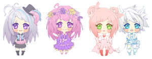 chibi commissions by oWinTer