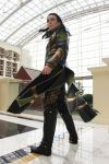 Loki (Katsucon 2015) by MirroredSilhouettes