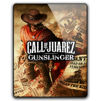 Call of Juarez Gunslinger Icon by dylonji