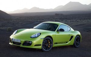 2013 Porsche Cayman R by ThexRealxBanks