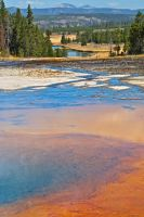 Midway Geyser by thankyoujames