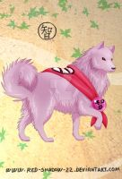 Canine Warrior Chi by Red-Sinistra