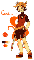 Carnelian by Polkadot-Creeper