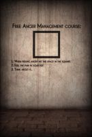 Free Anger Management Course by crimecontrol