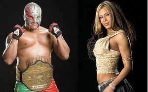 wwe rey mysterio and melina by reinagitana