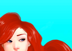 Ariel preview by greendesire