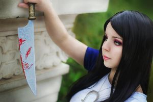 Alice Madness Returns Cosplay - Wonderland is Safe by Thecrystalshoe