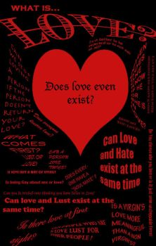 20 questions: What Is Love? by Mighty-Mouse2