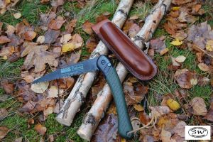 Bahco Laplander by swietyleather