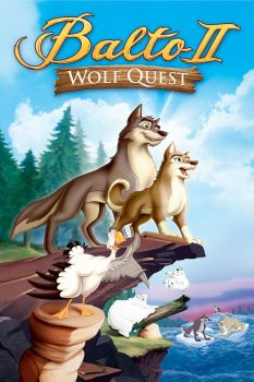 Balto 2 Wolf Quest by HenriDucard2189