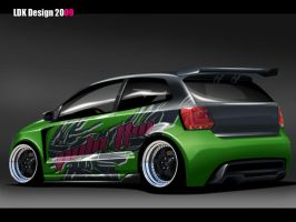 Vw Polo'09 by LdkDesign