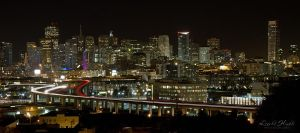 San Francisco Lights by LeashaHooker