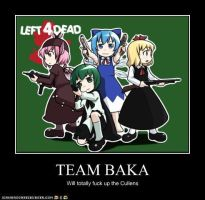 TEAM BAKA by GodOfDeath40