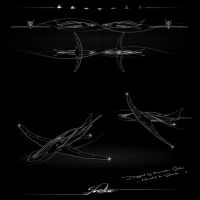 Swallow - airplane concept by model850