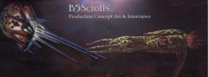 Cover for B5Scrolls Facebook Page by TOMCF