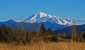 Mount Baker V by tundra-timmy