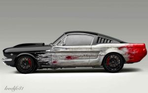 Black FastBack - Alt Wheels by lovelife81