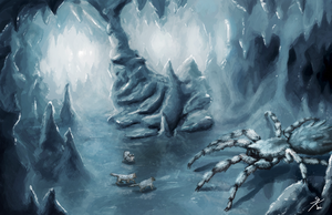 Ice Guardian by KevinMassey