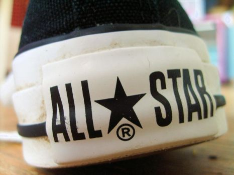 converse three. by ExBEAUTY