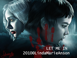 LET ME IN by LindaMarieAnson