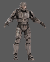 New Materials 1: Halo 4 ODST by Mattpc