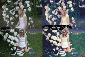 fairy tales -- Photoshop Curve by violetkitty92
