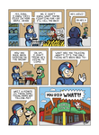 Despondent Mega Man Island of Misfit Games Part 10 by JesseDuRona