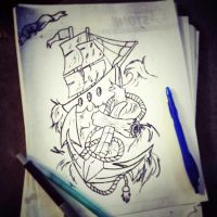 Anchors Away! by R3ckless4You