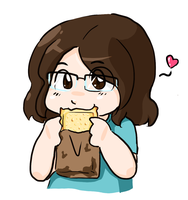 Day 3: Favorite Food by Fychan