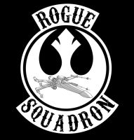 Rogue Squadron by DeanStahlArt