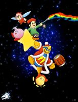 Kirby 64 The Cristal Shards by Meteor-05
