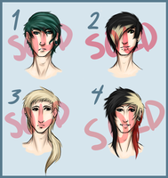 Headshot Adopts [CLOSED] by strxbe