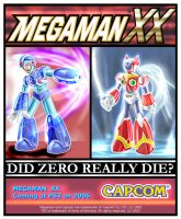 Megaman XX Poster by carra