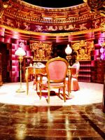 Office of Umbridge by Nihriyra