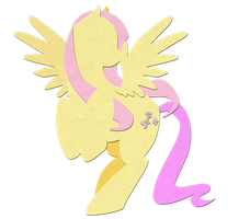 Fluttershy by Mary-Genn