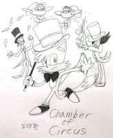 Chamber of Circus by komi114