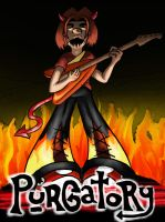 Purgatory Cover by tracypaper12