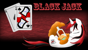 Blackjack Wallpaper by Thoron95
