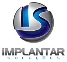 Logo Implantar Solucoes by ONDA3