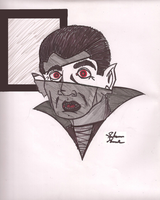 Count Dracula by Gligleglog