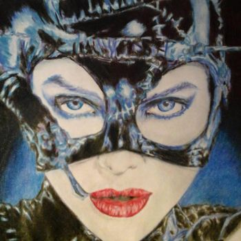 Catwoman -finished by laviudita