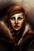 Lavellan by YoungGirlBlues
