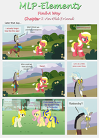 Find A Way: 008 by MLP-Element
