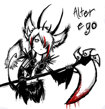 alter ego by xTaionx