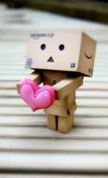 Danbo loves you. by BeciAnne