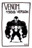 First Venom by Lapsus-de-Fed