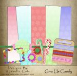 Scrapbooking - Give Us Candy by shelldevil